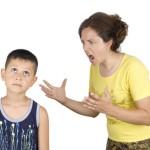 К чему приведет крик на ребенка