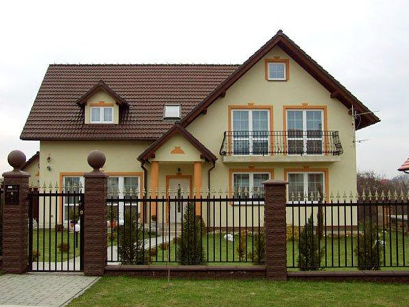 Фото красивых построенных домов