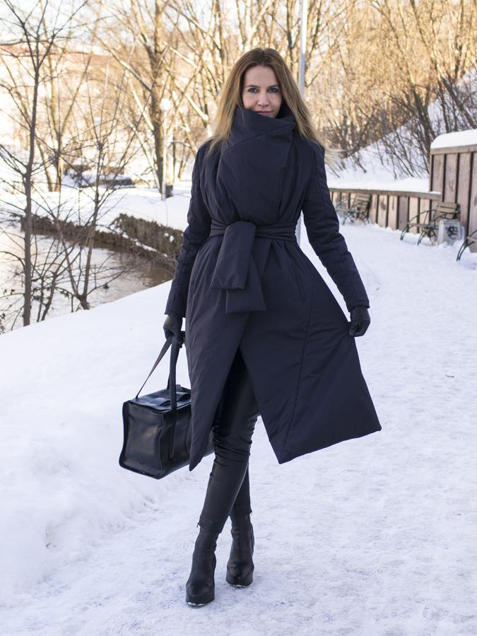 Женское пальто зима 2015 2016 купить сумка chloe лакированная кожа